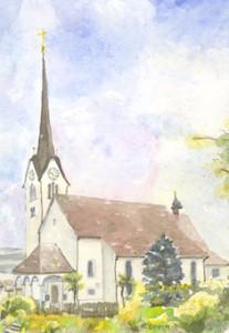 Kirche Altendorf Urech_chlei